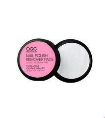 Салфетки для снятия лака AQC Beauty Salon Nail Polish Remover 32 шт.