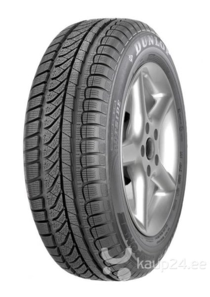 Dunlop SP WINTER RESPONSE 2 185/60R15 84 T цена и информация | Rehvid | kaup24.ee