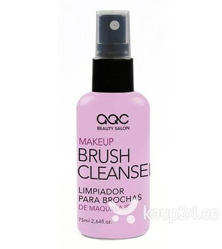 Meigipintslite puhastaja AQC Beauty Salon Makeup Brush Cleanser 75 ml hind ja info | Meigipintslite puhastaja AQC Beauty Salon Makeup Brush Cleanser 75 ml | kaup24.ee