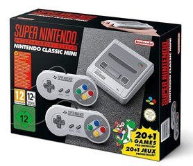 Mängukonsool Nintendo SNES Classic Mini Entertainment