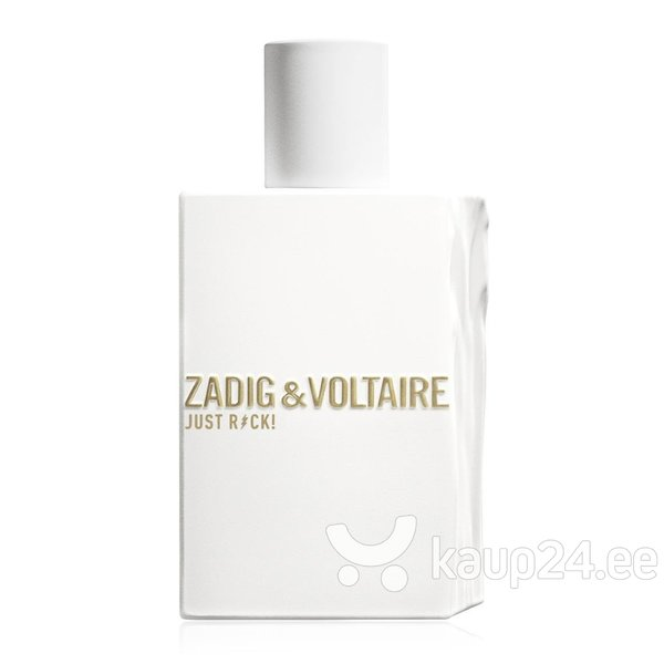 Parfüümvesi Zadig & Voltaire Just Rock EDP naistele 50 ml