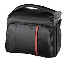 Fotoaparaadi kott Hama Nashville, 140, must/punane hind ja info | Kotid, vutlarid fotoaparaatidele | kaup24.ee