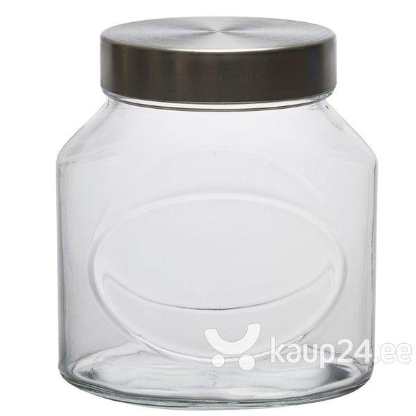 Säilituspurk PASABAHCE Elips, 2,5l hind ja info | Toidu säilitusnõud | kaup24.ee