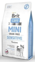 Kuivtoit koertele Brit Care Mini Sensitive, 7 kg