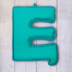 Dekoratiivne täht E, 18x24 cm