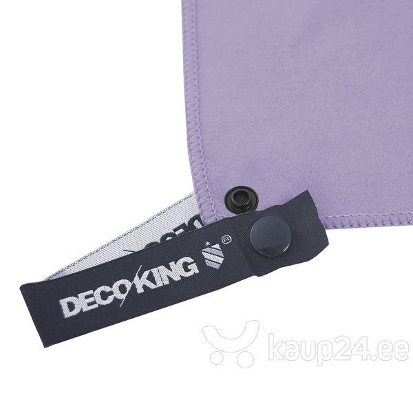 Rätiku komplekt DecoKing EKEA, helelilla