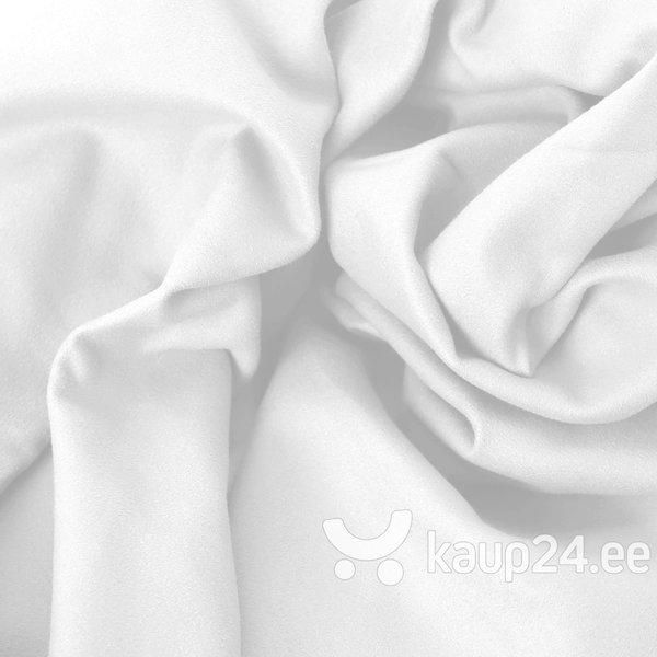 Rätik DecoKing EKEA, 40x80 cm, valge