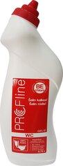 WC puhastusvahend PROFLINE 0,75 L