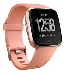 Fitbit Versa, peach/rose gold цена и информация | Смарт-часы (smartwatch) | kaup24.ee