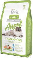 Kuivtoit kassidele Brit Care Cat Angel Senior, 7 kg