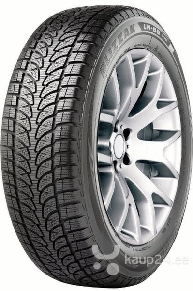 Bridgestone BLIZZAK LM80 EVO 225/65R17 102 H цена и информация | Rehvid | kaup24.ee