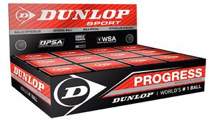 Tennisepall Dunlop Progress 12