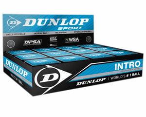 Tennisepall Dunlop Intro, 12tk
