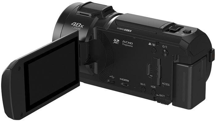 Panasonic HC-V800EP-K, must
