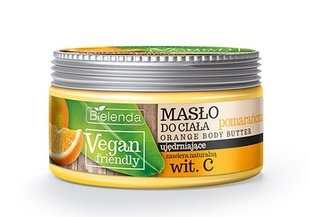 Kehavõi BIELENDA Vegan Friendly Apelsini 250ml