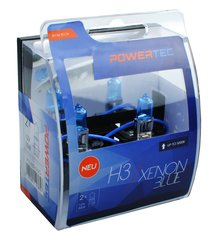 Autopirnid M Tech Powertec XenonBlue H3 12V 2 tk