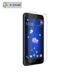 Karastatud kaitseklaas X-One Premium 9H, sobib HTC U11 telefonile, läbipaistev