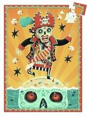 Mini pusle Djeco Captain' Bones DJ07670, 60-osaline hind ja info | Pusled | kaup24.ee