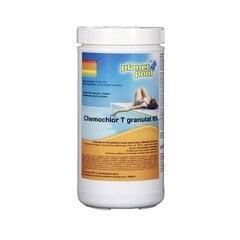 Basseinivee hooldusvahend Planet Pool Chemochlor T, graanulid 1 kg