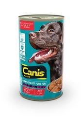 Canis влажная еда с говядиной для собак, 1,25 кг