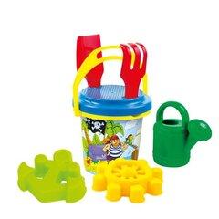 Liivakasti mänguasjade komplekt ämbriga Mochtoys