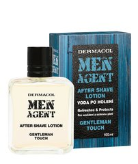 Raseerimisjärgne losjoon Dermacol Men Agent Gentleman Touch 100 ml