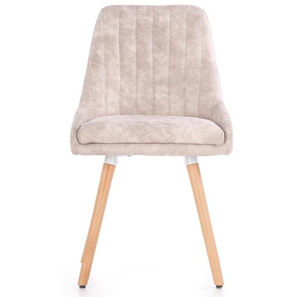 Комплект из 2 стульев Halmar K284, песочный цвет