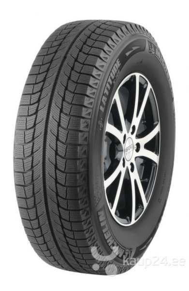 Michelin LATITUDE X-ICE XI2 235/60R17 102 T цена и информация | Rehvid | kaup24.ee