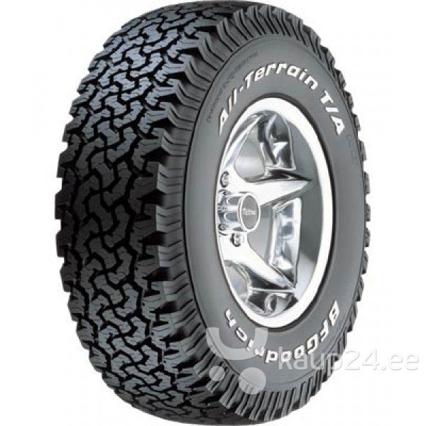 BF Goodrich ALL TERRAIN T/A 225/75R16 115 S XL KO RWL цена и информация | Rehvid | kaup24.ee