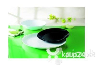 Luminarc десертная тарелка Diwali Black, 19 см цена