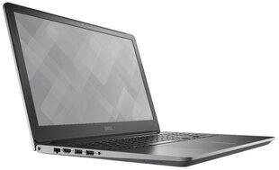 Sülearvuti Dell Vostro 5568 i7-7500U 8GB 256GB Win10P