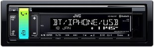 Autoraadio JVC KD-R891BT, must