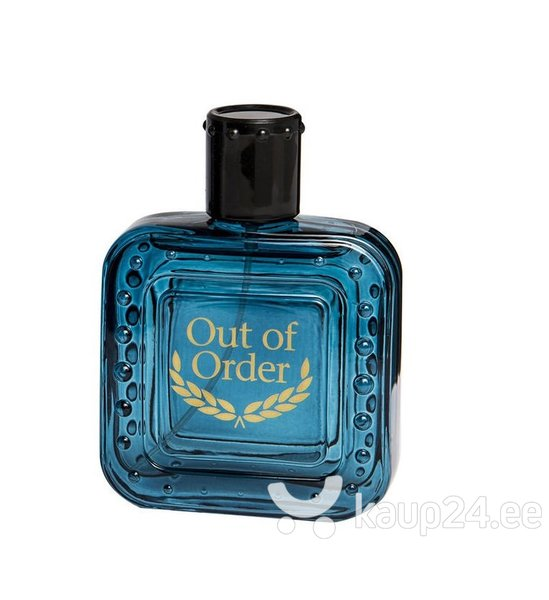 Tualettvesi Real Time Out Of Order EDT meestele 100 ml