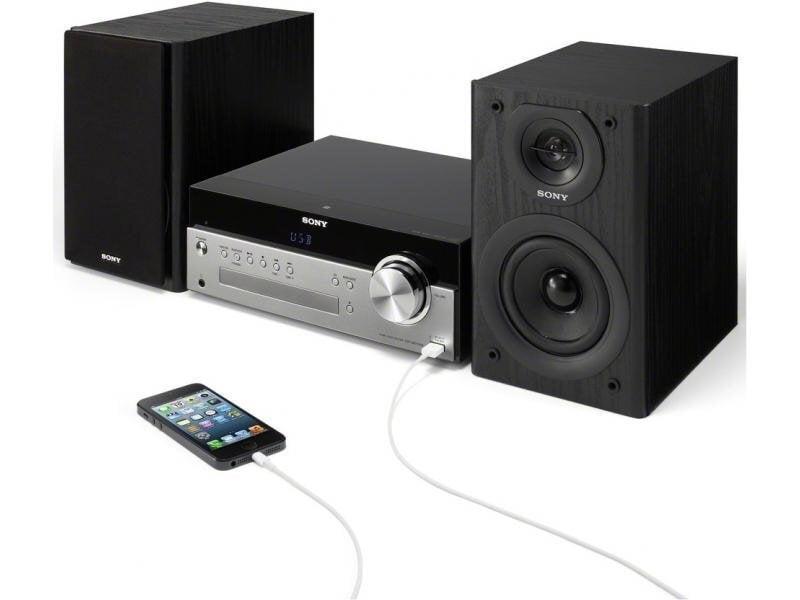 Muusikakeskus Sony CMT-SBT100 Internetist