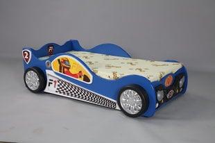 Voodi koos madratsiga Monza Mini, sinine