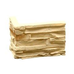 Dekoratiivkivi Akademia Kamienia Toledo Cinnamon, 17,5 x 6,5 cm