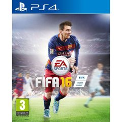 Mäng FIFA 16, PS4