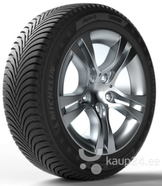 Michelin Alpin A5 205/55R16 91 H ROF цена и информация | Rehvid | kaup24.ee