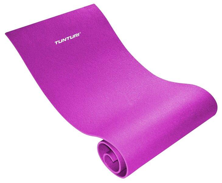 Võimlemismatt Tunturi Fitnessmat XPE, roosa