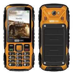 MaxCom MM920, (ENG), Yellow hind ja info | Mobiiltelefonid | kaup24.ee