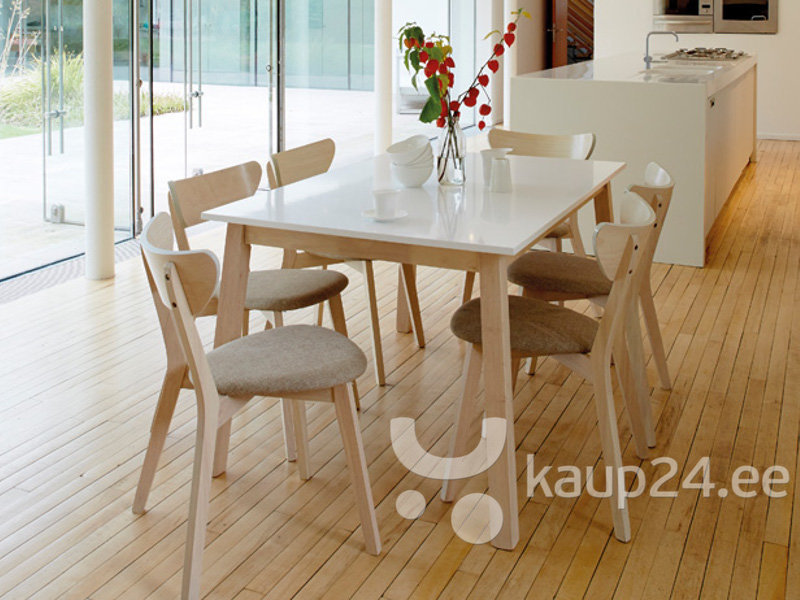 Складной стол Нарвик цена и информация | Köögilauad | kaup24.ee