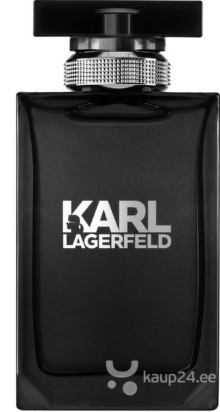 Tualettvesi Karl Lagerfeld Pour Homme EDT meestele 1