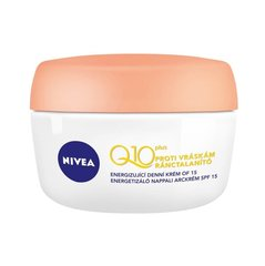 Noorendav näokreem Nivea Q10 Plus Energy 50 ml