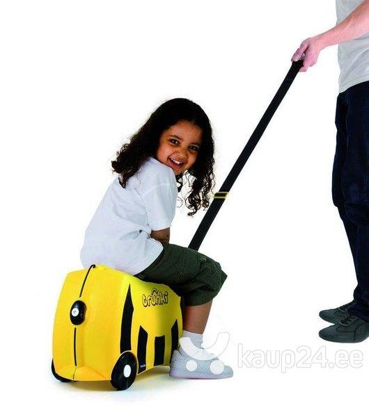 Laste kohver Trunki Bee Bernard soodsam