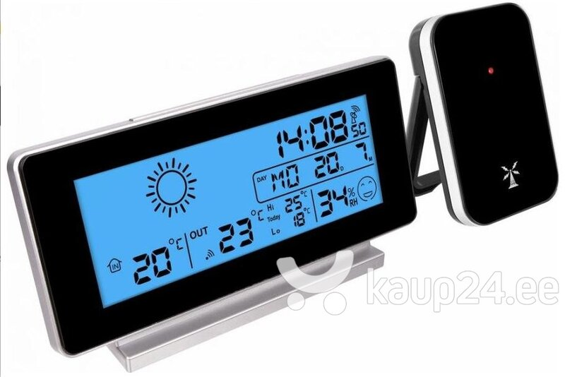 Ilmajaam Soens 250108 hind ja info | Ilmajaamad, termomeetrid | kaup24.ee