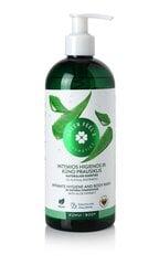 Intiimhügieeni ja keha puhastusvahend aloe vera ekstraktiga Green Feel's 400 ml
