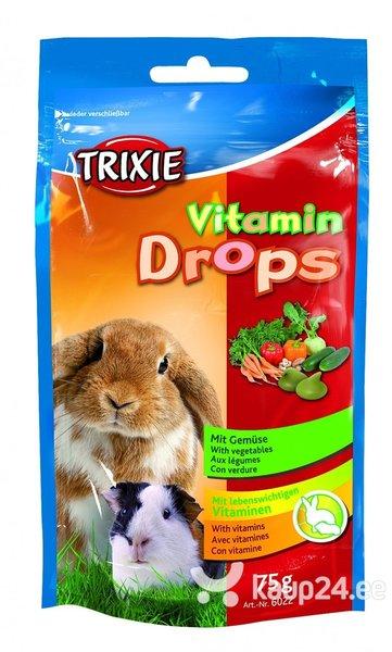 Maius köögiviljadega Trixie, 75 g
