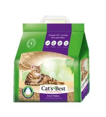 Naturaalsed saepuru graanulid kassile Cat's Best Smart Pellets 10 l