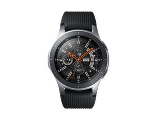 Nutikell Samsung Galaxy Watch 46mm BT, hõbedane цена и информация | Смарт-часы (Smart Watch) | kaup24.ee