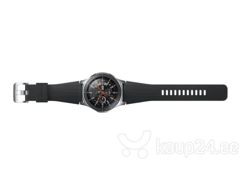 Nutikell Samsung Galaxy Watch 46mm BT, hõbedane